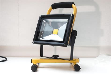 battery operated dimmable led review mr safe dimmable battery led floodlight 20w