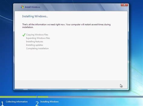 Windows 7 Starter Guide fresh clean install of win7 on a new drive