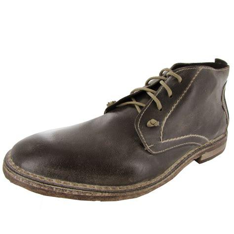 nason mens boots lounge by nason mens black jaw 67717 leather chukka