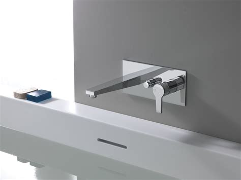 bathroom wall mixer wall mounted bathtub mixer with diverter diario by