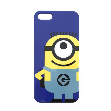 Iphone 5 Minion minions iphone 5 5s v35541 character brands