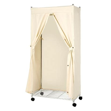 whitmor supreme garment rack cover 6462 389 the home depot