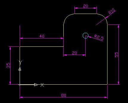 autocad 2007 tutorial za pocetnike autocad primjer 3d crteža 7