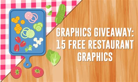 Video Card Giveaway - graphics giveaway 15 free restaurant graphics youzign blog
