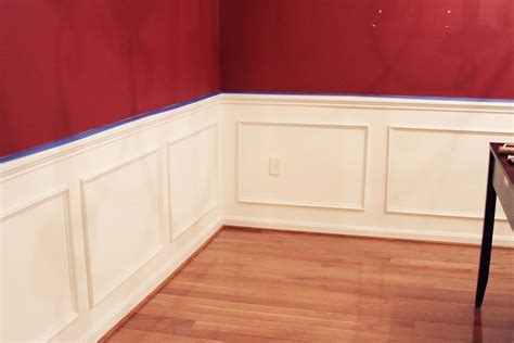 wainscoting in dining room 100 diy faux wainscoting frills u0026 less is more
