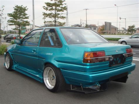 1985 Toyota Corolla For Sale Toyota Corolla Levin Ae85 Gtv 1985 For Sale Japan Car On