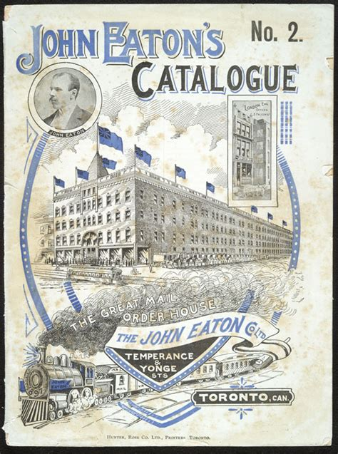 Toronto Then And Now 22 The Eaton Family Legacy Then
