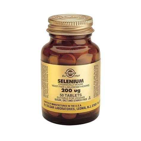 Selenium And Mercury Detox by Pharmacy7days Selenium 200mg