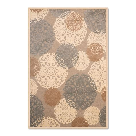 light teal area rug napa light snowflakes 5 x 8 area rug ivory and teal