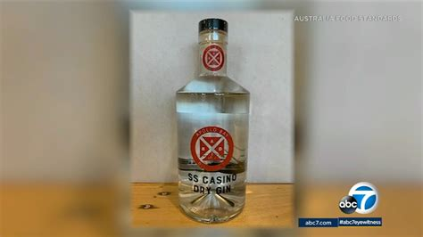 distillery  australia recalls gin bottles filled  hand sanitizer abc raleigh durham