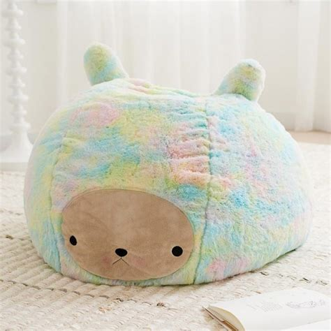cute bean bag chairs small wolf bean bag chair cute bean bag bunny bean bag chair by bijou kitty super cute kawaii