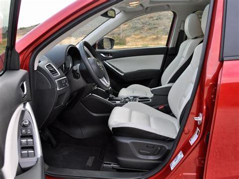 mazda cx 5 leather interior review 2016 mazda cx 5 ny daily news