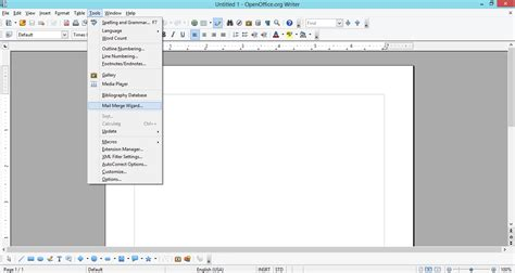 tutorial membuat mail merge di openoffice langkah langkah membuat mail merge openoffice writer