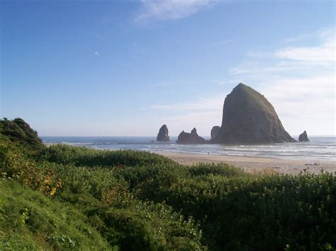 cannon beach oregon by hayley