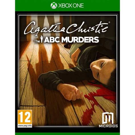 The Abc Murders 1 agatha christie the abc murders xbox one ozgameshop