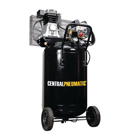 29 gal 2 hp 150 psi cast iron vertical air compressor