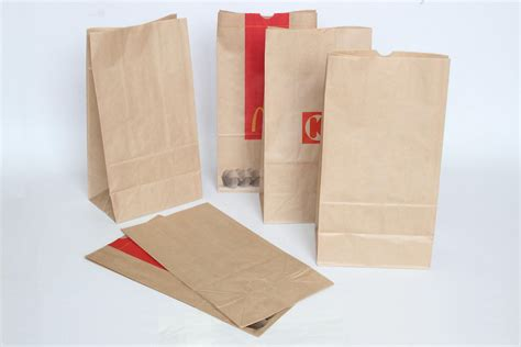 How To Make Paper Carry Bags - china 12 brown carry out paper bag china paper bag