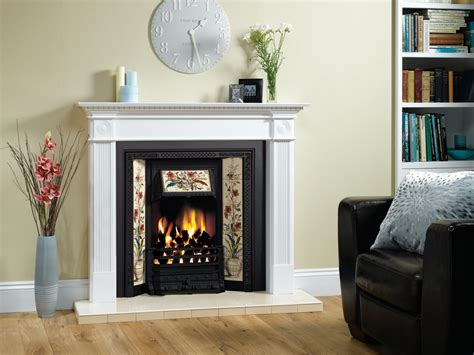 Stovax Victorian Tiled Insert Fireplace   Victorian