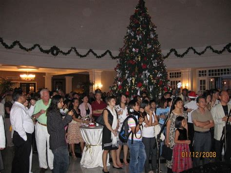 christmas lighting ceremony hotel gm speech the e o tree lighting event this is philip s