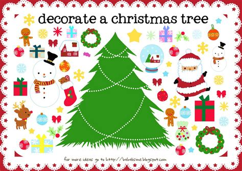 christmas tree decorations printable printables for the 36th avenue