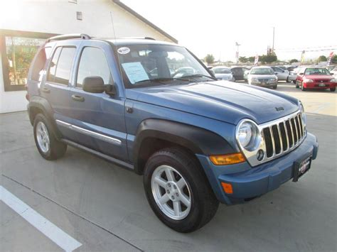 2006 jeep liberty limited mpg 2006 jeep liberty limited 4dr suv 4wd in banning banning