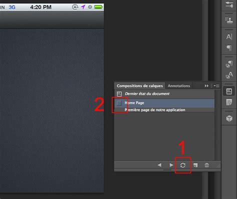 layout zone cs6 photoshop cs6 compositions de calques blogduwebdesign