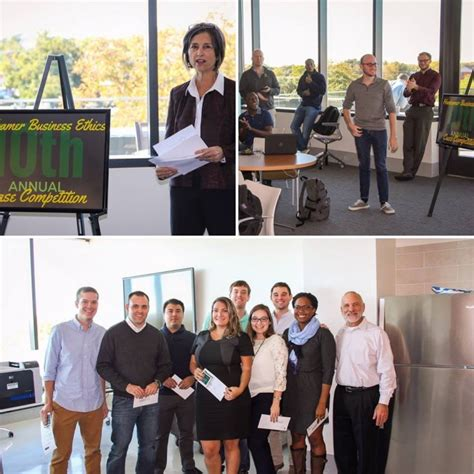 National Mba Competition In Ethical Leadership Baylor by Ethics Michael Ramey S Mba Experience
