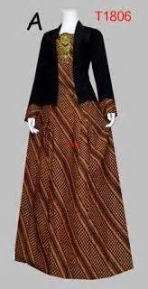 Tunik Atasan Wanita Blouse Etnic Muslimah Motif Batik A070 best 25 kebaya muslim ideas on dress muslim dress and model kebaya muslim