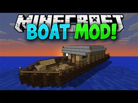 minecraft boat loop repeat minecraft mods more boats pirate ships