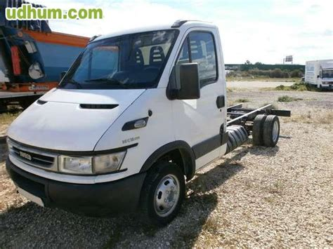 cabina iveco daily iveco daily 35c12 chasis cabina
