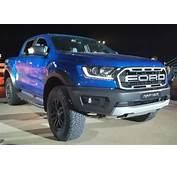 Fords New Ranger Raptor Performance Bakkie To Be Built