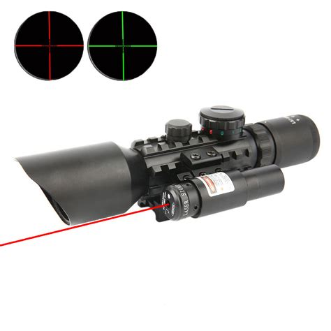 Scope M9 With Laser popular sight buy cheap sight lots from china sight suppliers on aliexpress