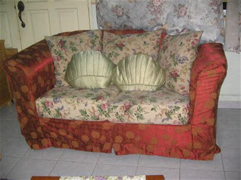 Sarung Bantal Sofa 019 mawarmerah sarung sofa