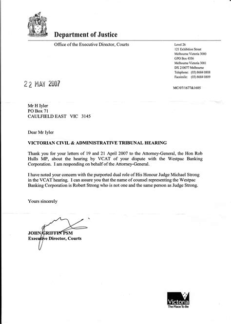 Decline Letter Due To Conflict Of Interest 27 images of conflict of interest letter template