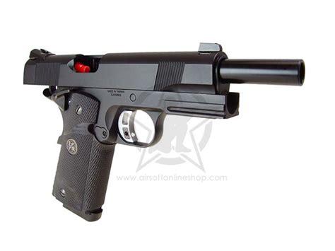 Kjw Kp 07 Gas Magazine kjw kp07 metal 4 5mm gas back airsoft pistol airsoft guns shop airsoft