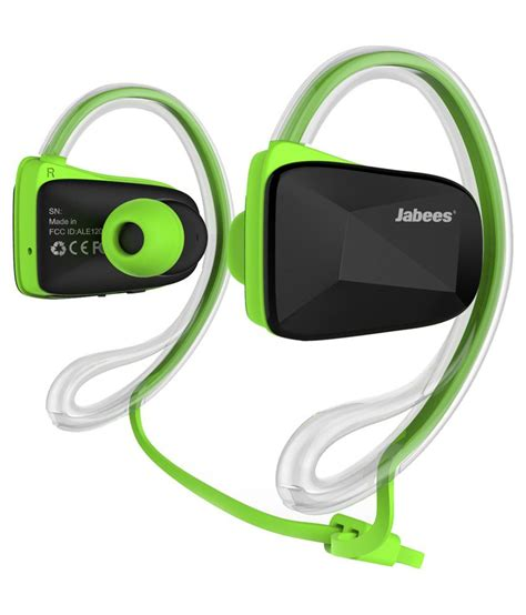 Headset Earphone Stereo Headphone Jabees M4 jabees bsport wireless stereo bluetooth headphones with nfc bluetooth green buy jabees