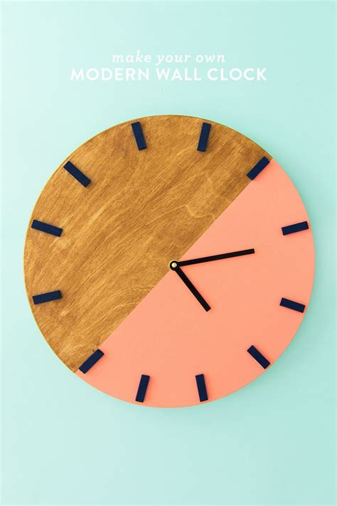 best made wall clock 25 best ideas about diy clock on pinterest wall clocks