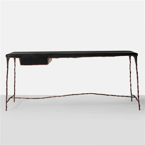 Copper Desk L by Copper Frame Desk By Valentin Loellmann For Sale At 1stdibs