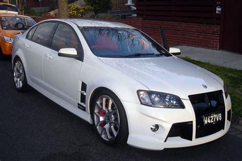 Holden Commodore HSV