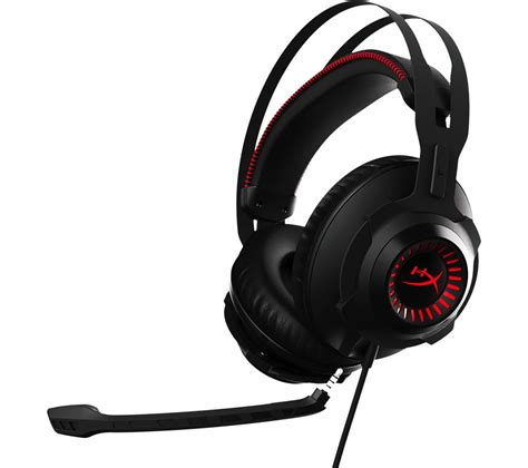 Headset Hyperx Revolver S buy hyperx cloud revolver gaming headset free delivery currys