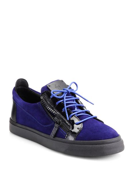 giuseppe zanotti sneakers  aufladen und geniessende