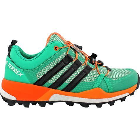 Ardiles Mamamo Green Orange Running Shoes adidas outdoor terrex skychaser trail running shoe s backcountry