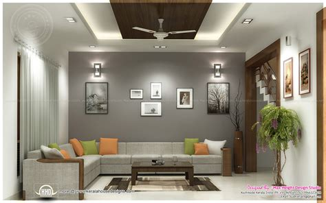 home interior design beautiful interior ideas for home kerala home design and