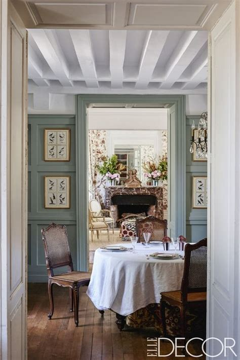 french country interiors  inspire rustic chic