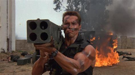 biography of film commando movie review commando 1985 the ace black blog
