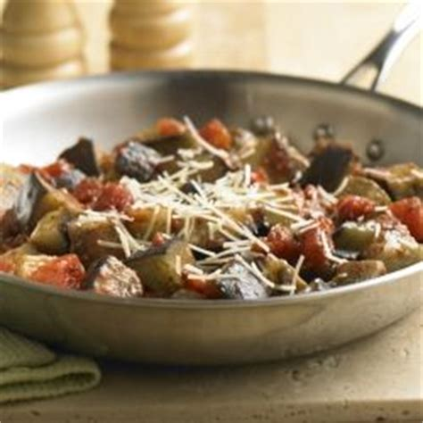 italian sauteed eggplant fresh eggplant recipe combines eggplant with italian seasoned tomatoes