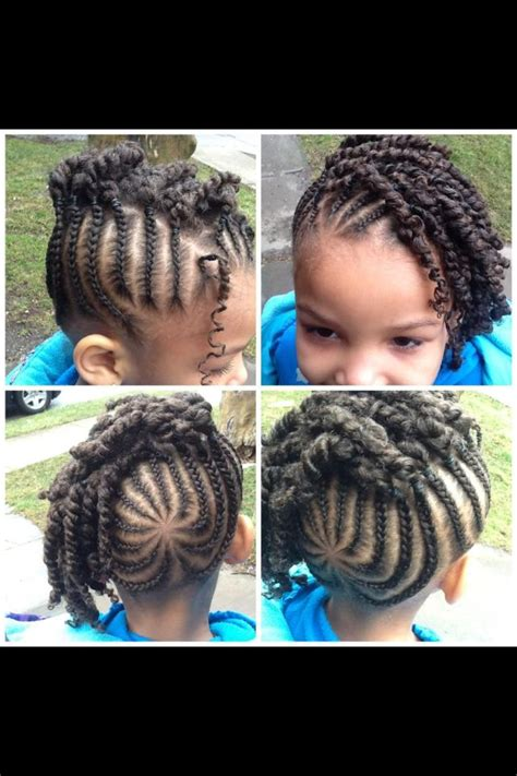 Hair Styles For 9 Year Old Black | 6 year old girls hairstyles black black hairstyle and