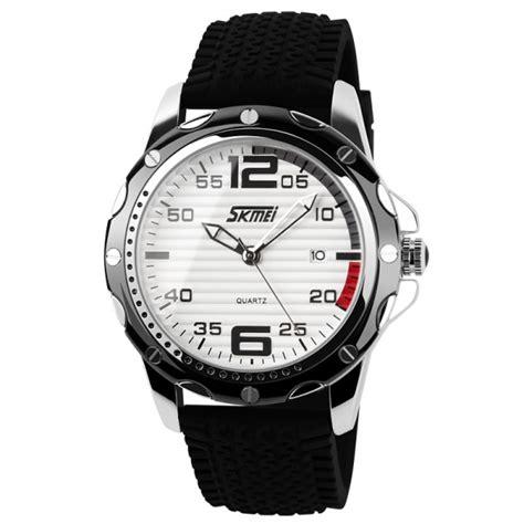 Jam Tangan Korean Topi jual jam tangan sport pria merk skmei