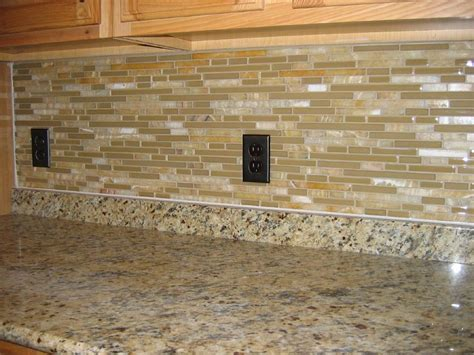 Glass Tile For Backsplash In Kitchen by Rsmacal Page 3 Square Tiles With Light Effect Kitchen