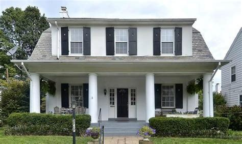 front porches on colonial homes 150 best images about dutch colonial on pinterest dutch